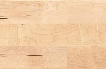 Haro Parkett 4000, Doska Allegro Javor Kanadský Favorit kartáčovaný permaDur natural matt, Klasická montáž s lepením